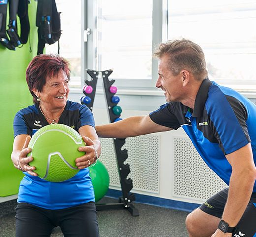Personal Training bei Bodyformers in Gleisdorf