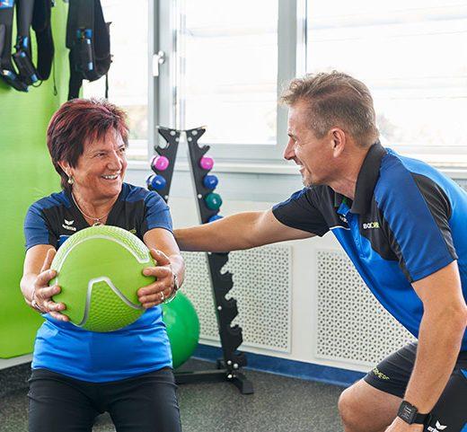 Personal Training bei Bodyformers in Gleisdorf