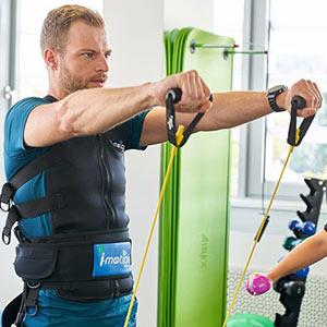 Elektronische Muskelstimulation (EMS) bei Bodyformers in Gleisdorf