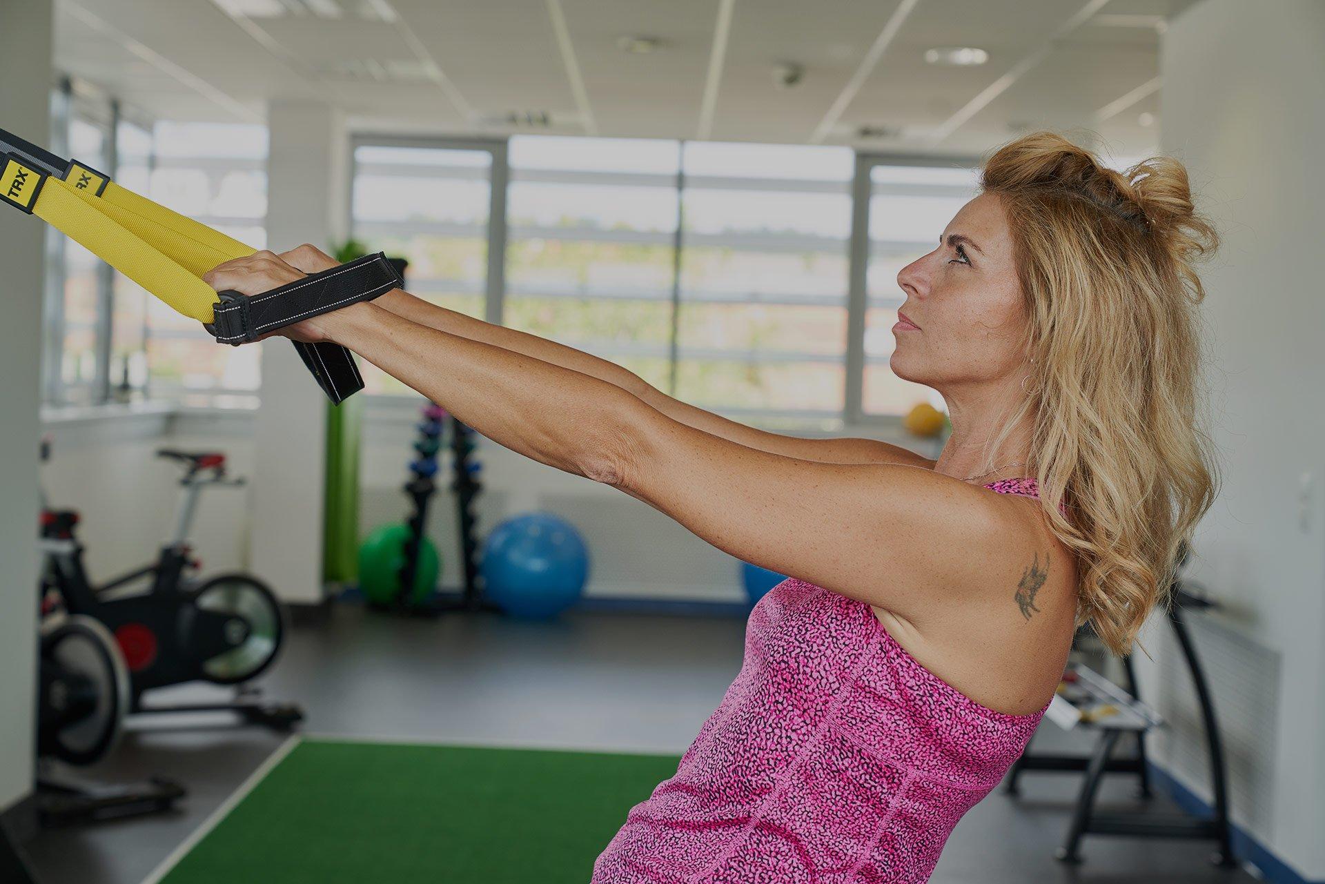 Gezielter Muskelaufbau, der mit klassischem Training nicht möglich ist