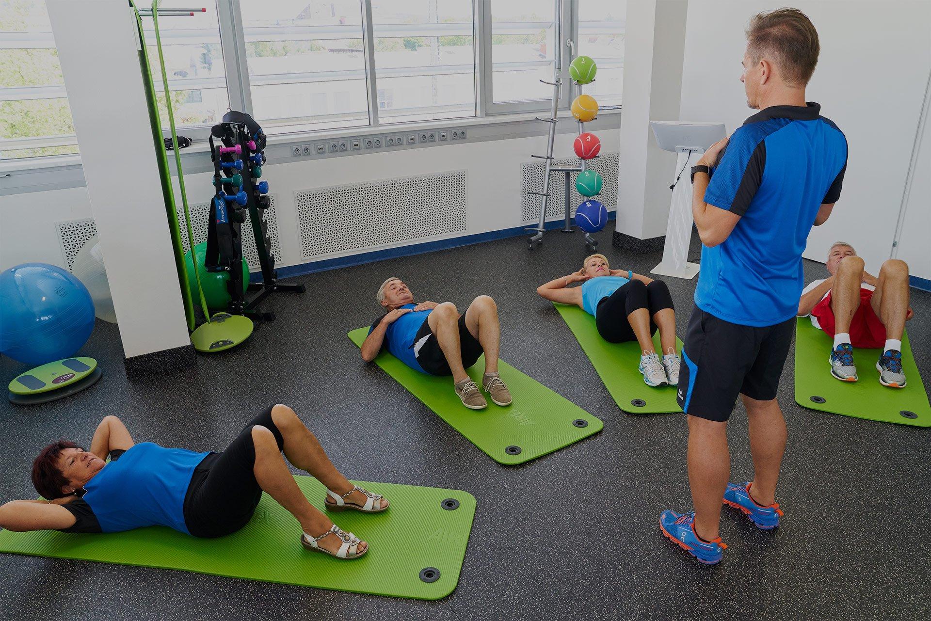 Gruppentrainings mit Abwechslung, Spaß und außergewöhnlichen Trainingsmethoden