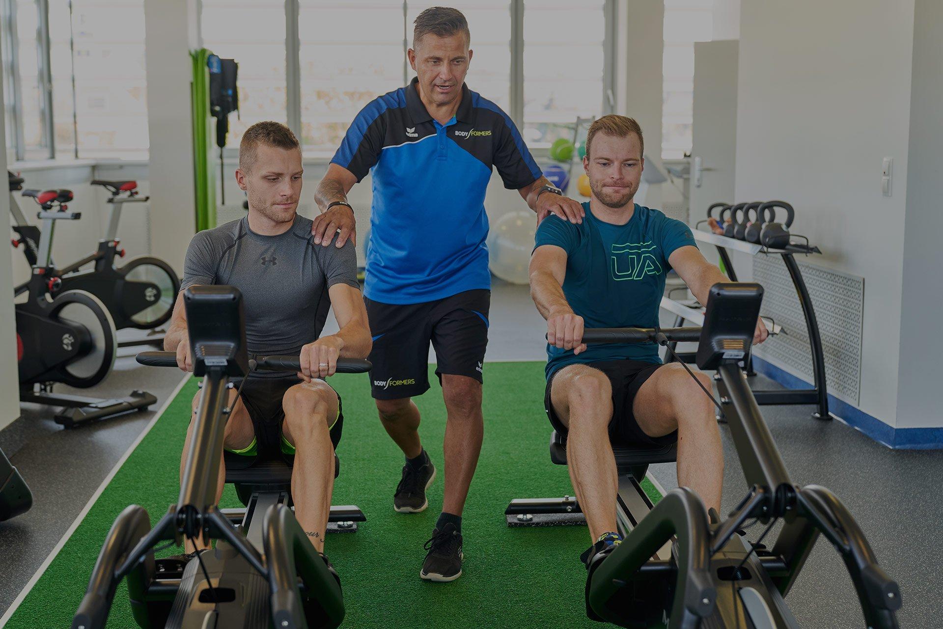 Kürzere Trainingszeiten bei besseren Ergebnissen!